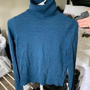 GAP Wool Turtleneck Sweater